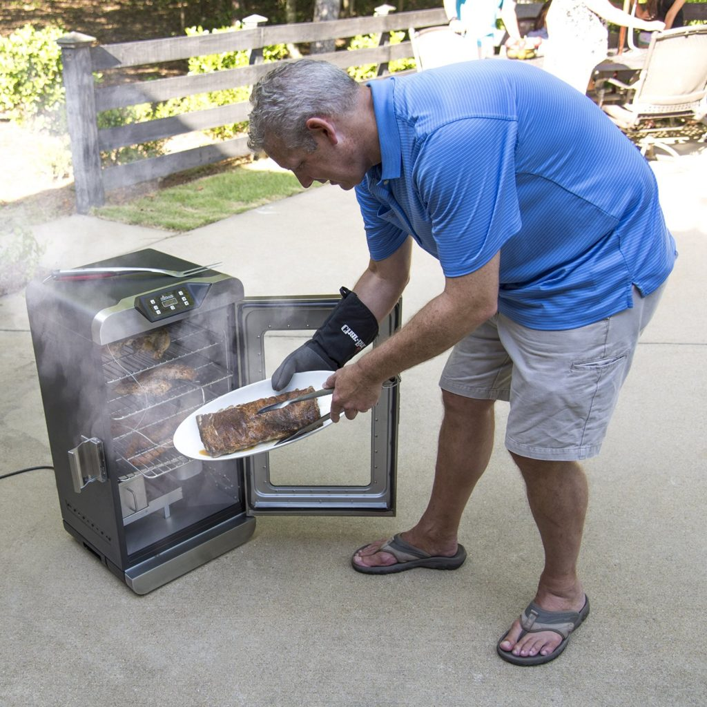 Electric smoker reviews.