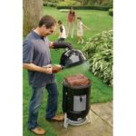 Review of Brinkmann 852-7080-E Charcoal Gourmet Grill and Smoker