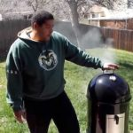 Review of Weber Smokey Mountain Cooker Smoker 18.5 Inch