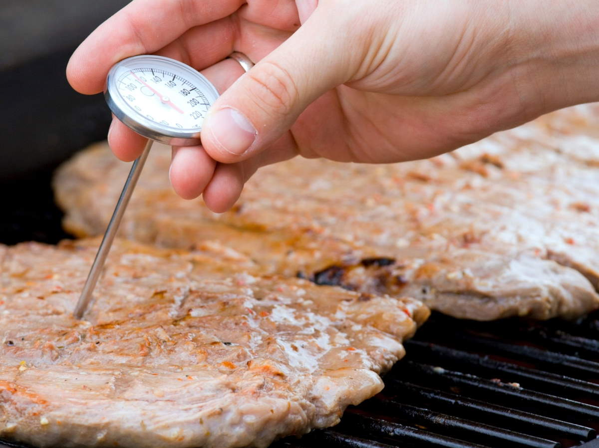 Grilling Temperatures Guide