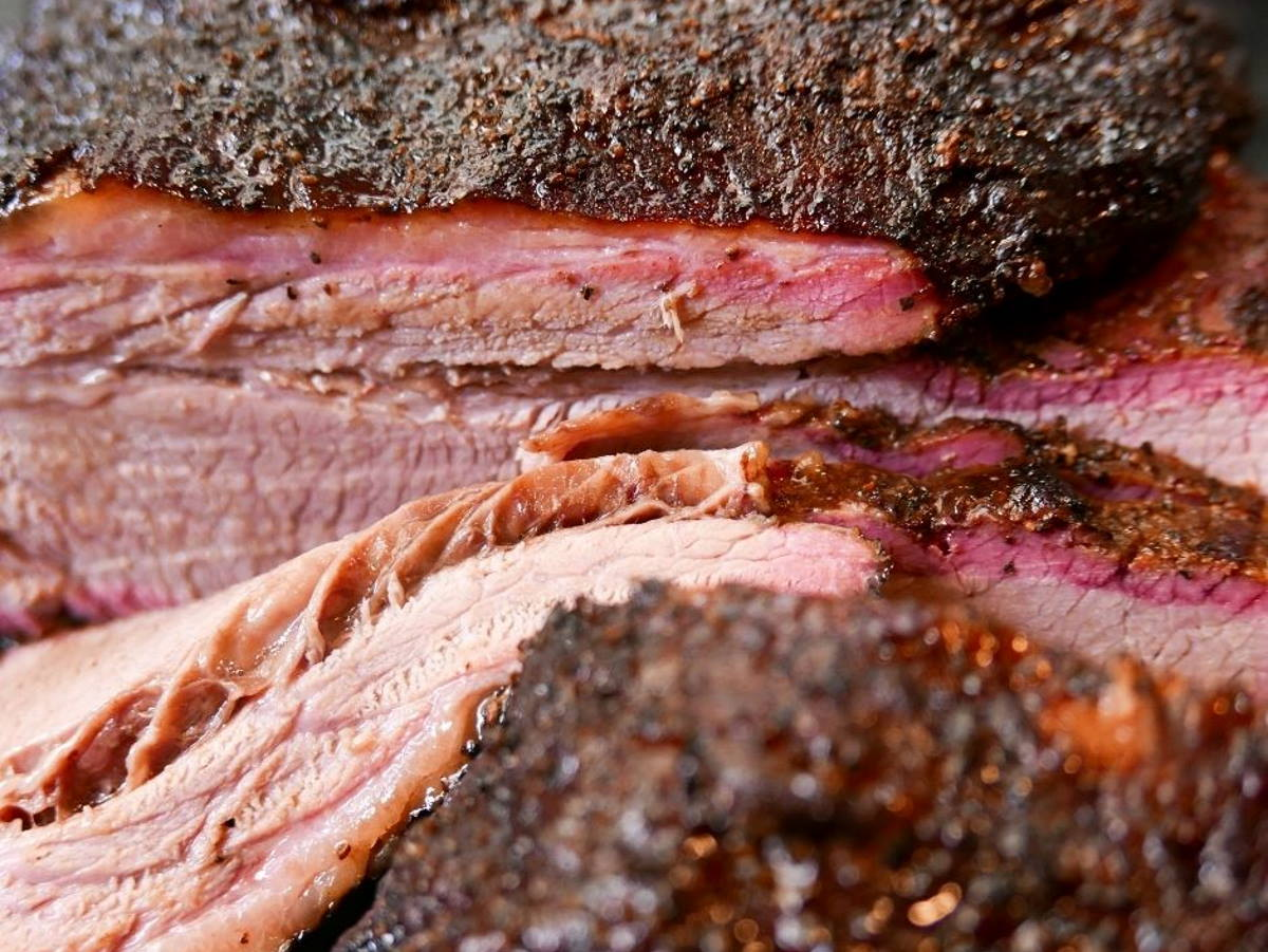How to Cook Beef Brisket on a Pellet Smoker