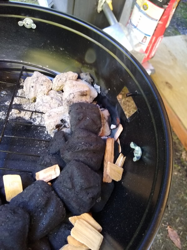 Using your Charcoal Grill to Smoke