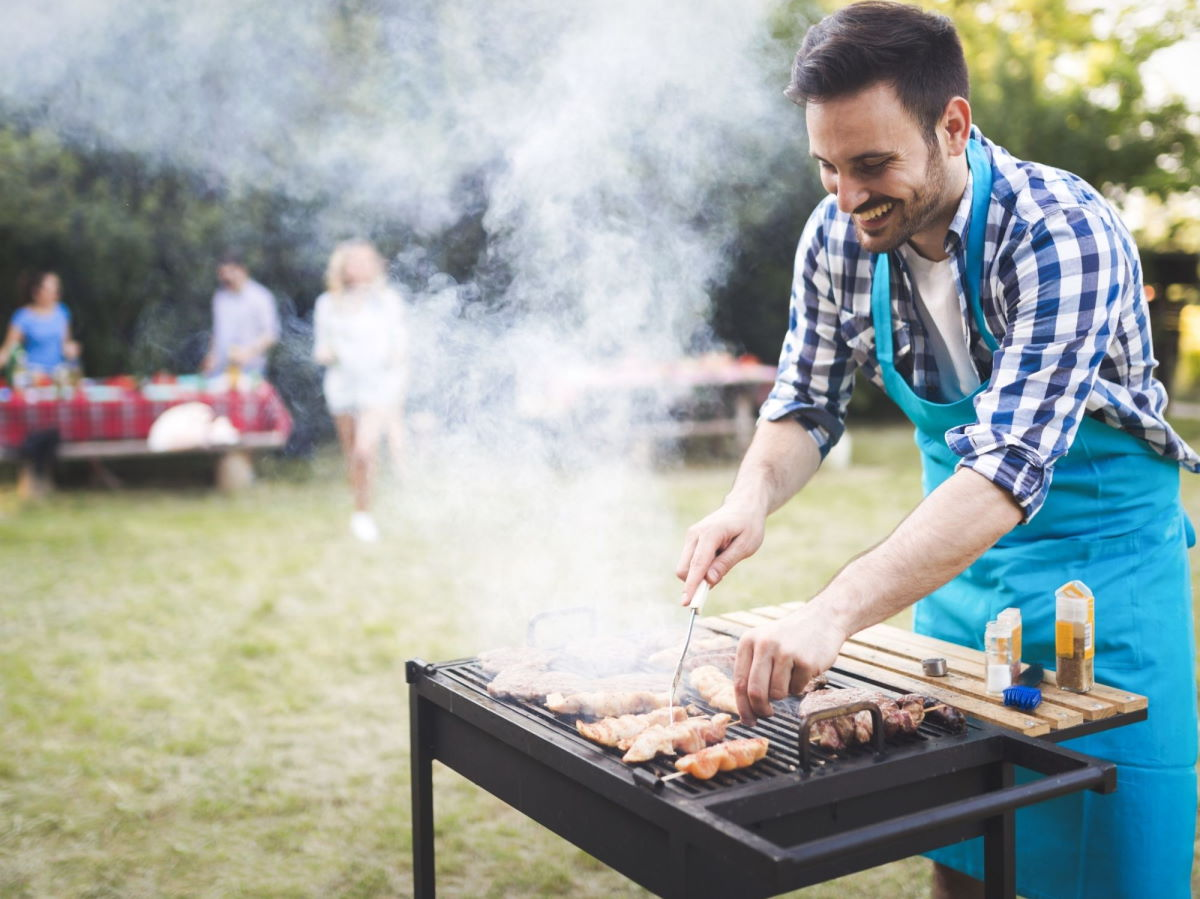 Various Kinds of Barbeque Grills