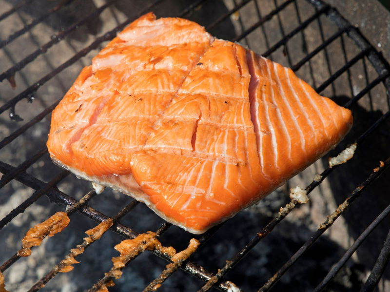 What Temperature Do You Grill Salmon
