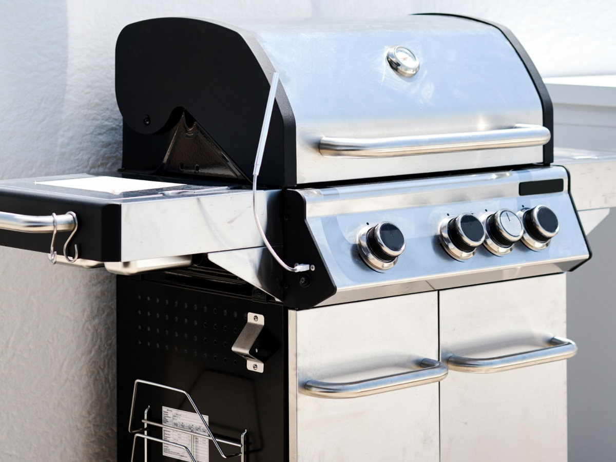 What You Need To Know About Gas Grills