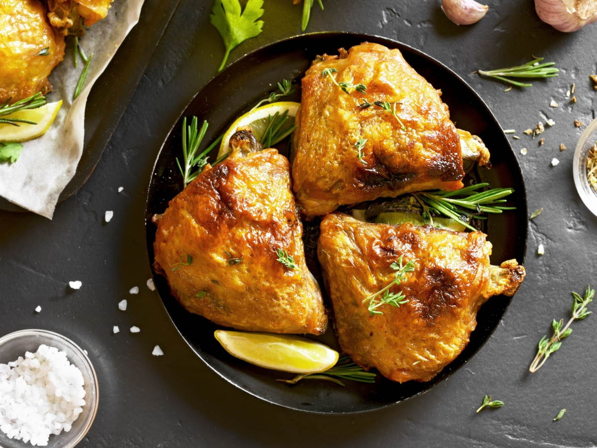 Tips for Grilling Chicken Dark Meat