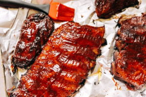 How to Grill Ribs Using Foil
