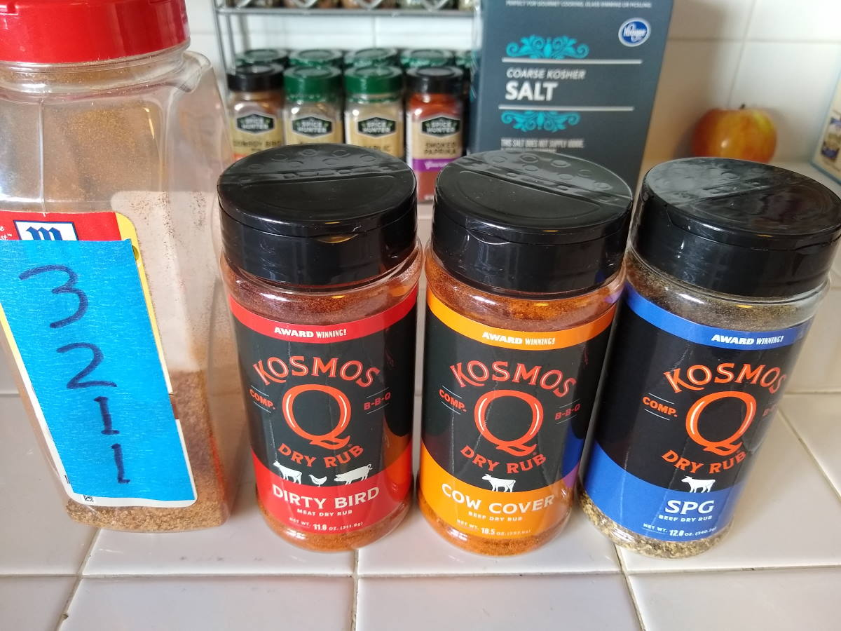 Testing Kosmos Q Dry Rub | See the Results Including a Video